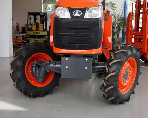 Tractor Japonés Kubota con Pala Frontal