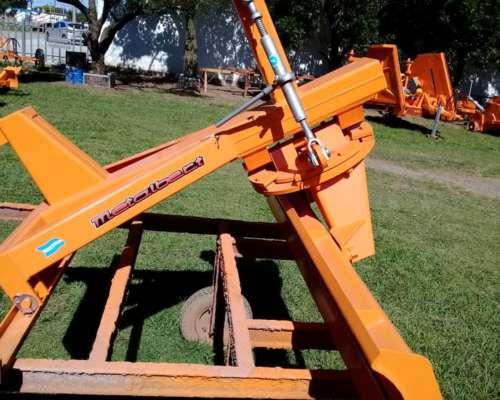 Niveladora 3 Puntos Metalbert 340 Kg