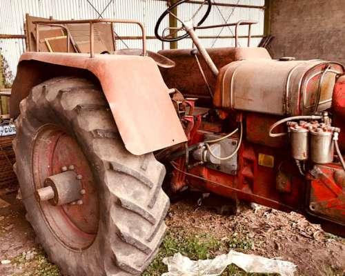 Vendo Tractor Fahr 50