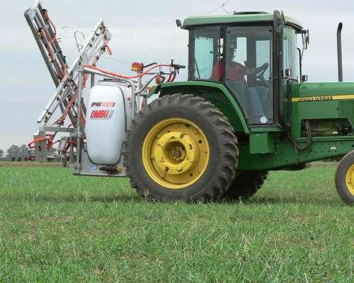 Pulverizador 3 Puntos 600 L - Ombu