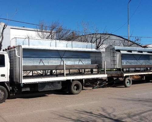 Comedero para Hacienda / Feedlot / Terneros - Agronacion