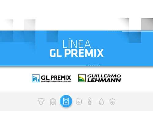 Suplementos Vitamínicos Minerales - Línea GL Premix