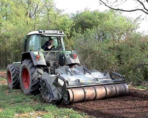 Fresadoras Trituradoras Forestales FAE