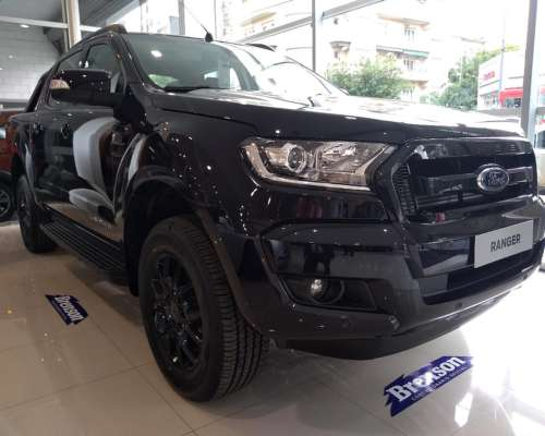 Ford Ranger 3.2 Limited Black AT 4X4 - Línea 2020