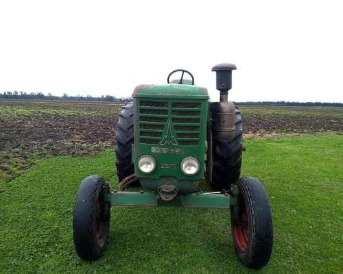 Tractor Deutz Motor 2114 3 Cilindros año 1979