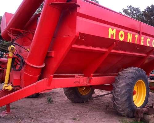 Monotolva Autodescargable 14 TN Montecor