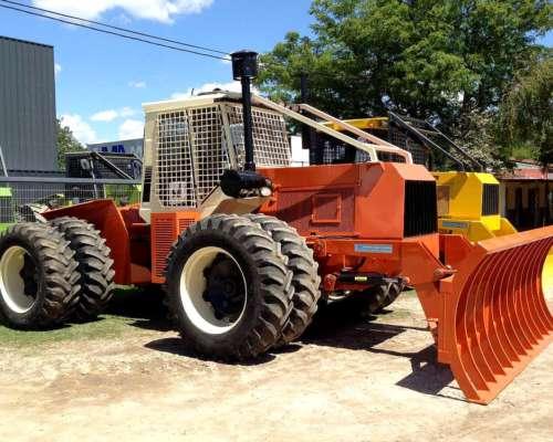 Tractores y Equipamientos Forestales