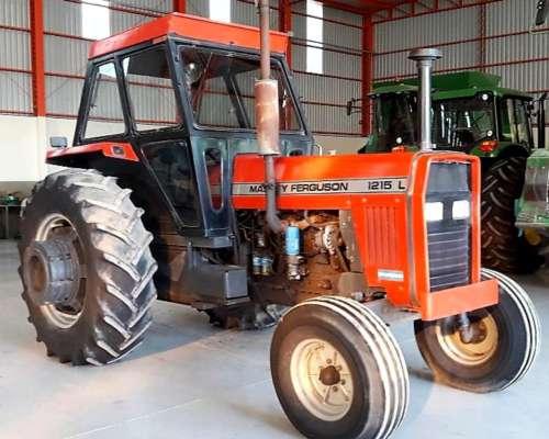 Tractor Massey Fergusson 1215 año 1989, con Garantía