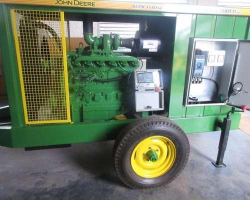 Motor de Riego y Generadores John Deere