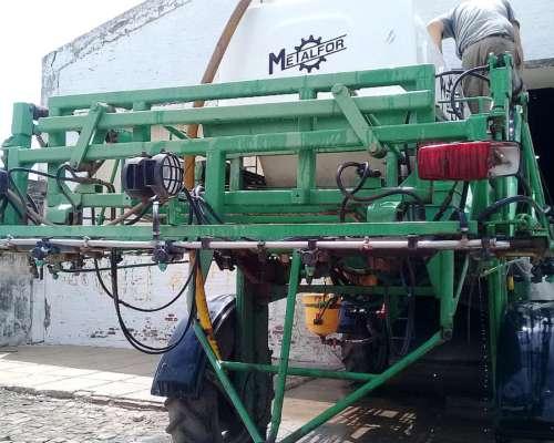 Pulverizadora Metalfor Fm-2500 Autopropulsada