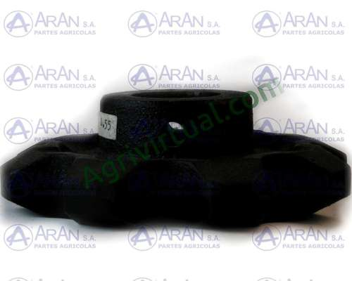 Engranaje de Noria Z8 CA550 Eje 30 Agco Endeoa550n