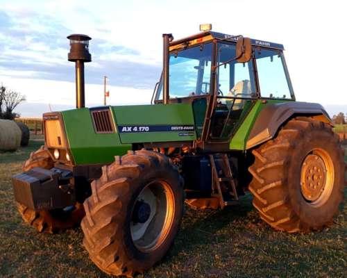 Deutz AX170 DT 1996