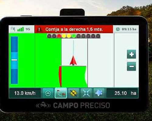Banderillero Mapeador Campo Preciso Cp575 Nitro