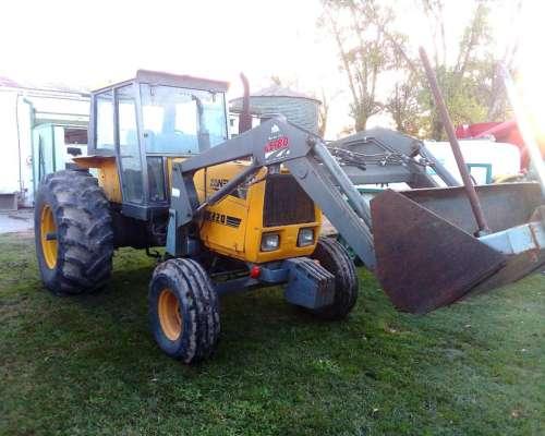 Tractor Zanello 220 con Pala y Pinche muy Buen Estado
