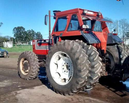 Tractor New Holland 180-90 DT 1997