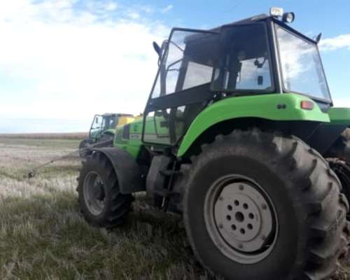 Tractor Agco Allis 6175 D.t. año 2004, ROD.24,5 X 32 6900 Hs