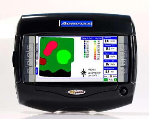 Monitor de Siembra Agrotax Agfusion