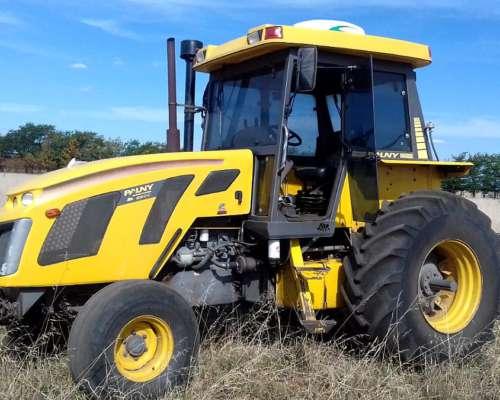 Tractor Pauny 230 C, Bolívar