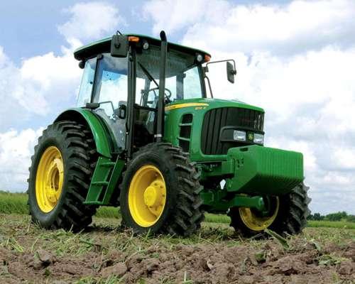 Tractor 6110d - 106 HP - John Deere