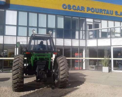 Tractor Deutz AX 4.140 con Cabina-oferta