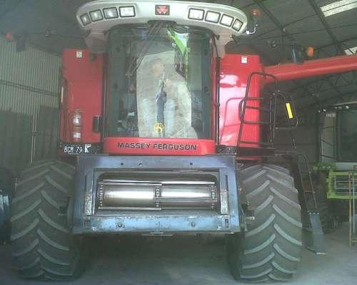 O-por-tu-ni-dad Permutamos Maquinaria Agrícola por Inmuebles