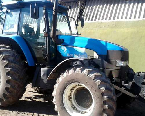 New Holland TM 7030 año 2011- Oferta