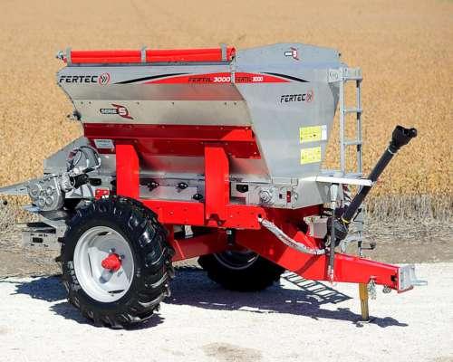 Fertilizadora Fertec 3000 Serie 5