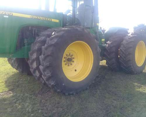 Tractor John Deere 9200 4X4 Articulado (C)