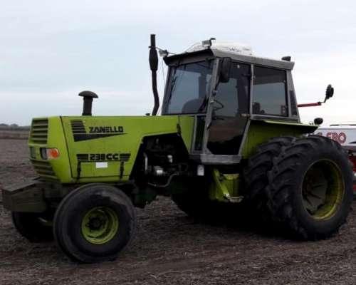Tractor Zanello 230 año 1997
