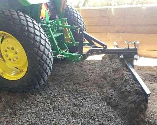 Pala Niveladora para Tractor 3 Puntos. Reforzada. 1.82 Mts.