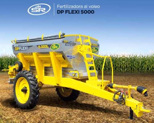 Fertilizadora SR DPX Flexi 5000 Serie 09