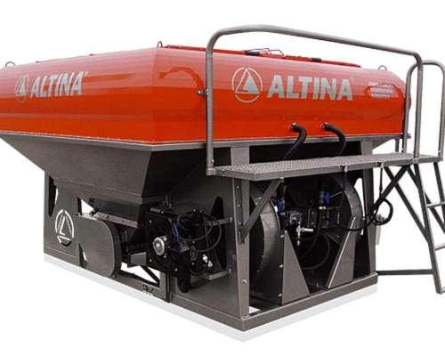 Kit Fertilizador / Sembrador Neumático Altina JLD