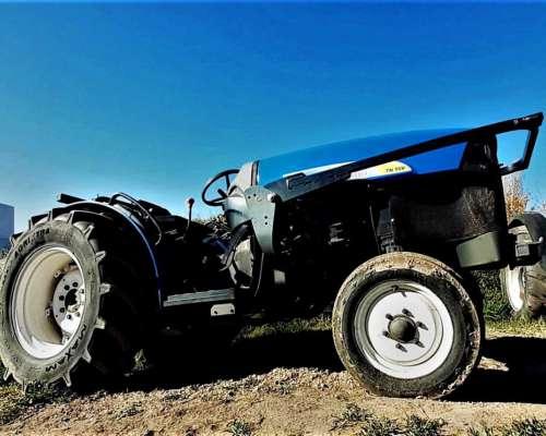 Tractor New Holland TN 55 V - Usado