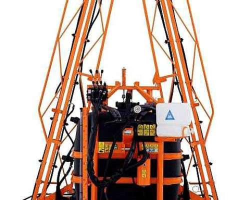 Pulverizador Jacto de Tres Puntos PJ-600 AM-14 (condor)
