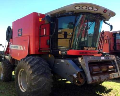 Cosechadora Massey Ferguson 9790 2010