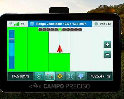 Mapeadores Satelitales Campo Preciso Cp575 Nitro