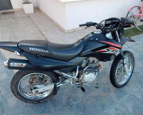 Honda Xr 125 Año 2011