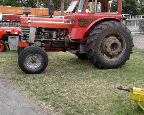 Massey Ferguson 1095 - Cabina - Dir. Hidraulica