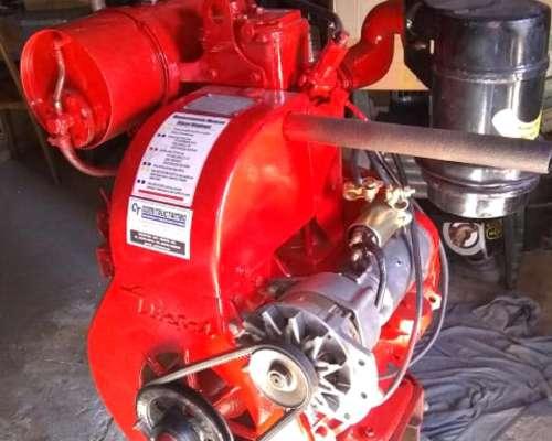 Motor Bounous 9 HP con Arranque y Alternador