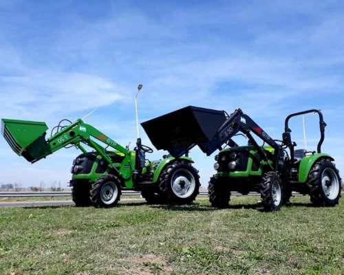 Tractor Agrícola Tipo John Deere 45 HP