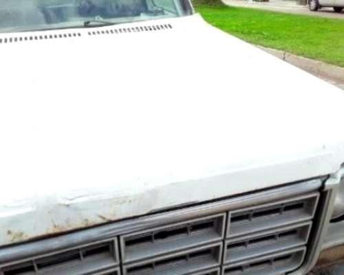 Camioneta Chevrolet C10 año Motor Perkin 87 4 Cilindro. TIT