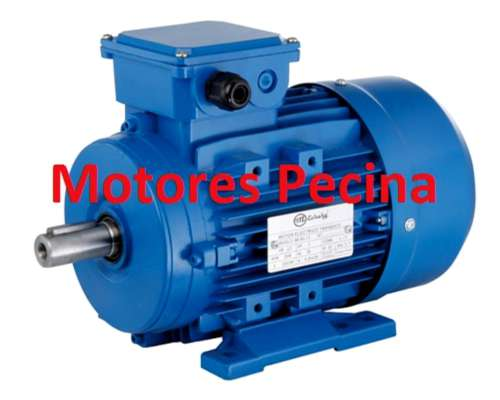 Motor Electrico 3hp 1500rpm Trifasico B3 C100
