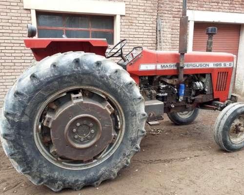 Tractor Massey Ferguson MF 1195 S2 Usado