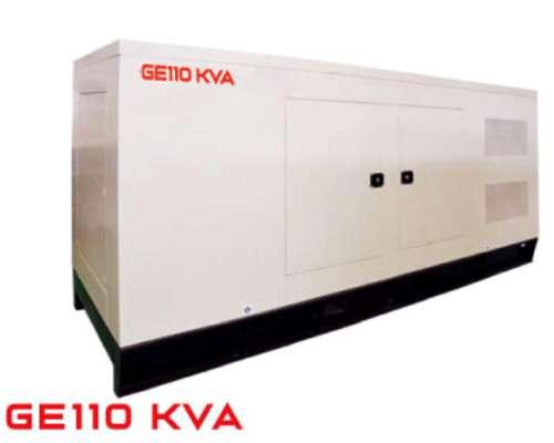 Grupo Electrogeno GE110 KVA Sinomach - Eisenmanner
