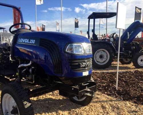 Tractor Lovol TE250 25hp Tres Puntos Parquero o Agricola