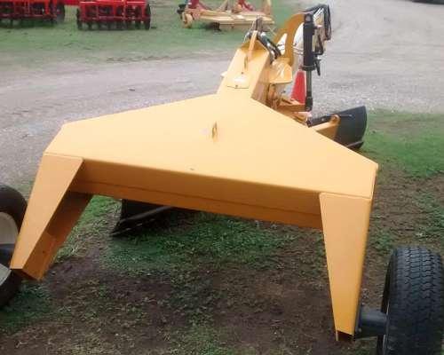 Niveladora de Arrastre NA12 Grosspal Nueva con Kit Hidraulic