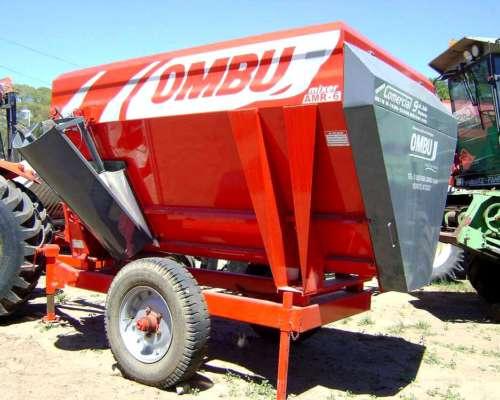 Mixer Ombu Nuevo de 6 y 10 Mts.