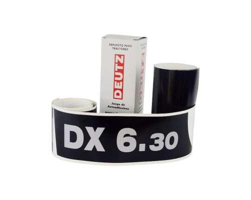 Juego de Calco Deutz DX6.30