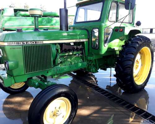 Tractor 3140 John Deere 1988