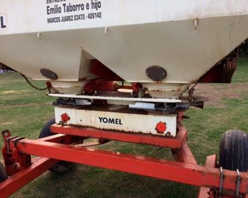 Fertilizadora Yomel 3022
